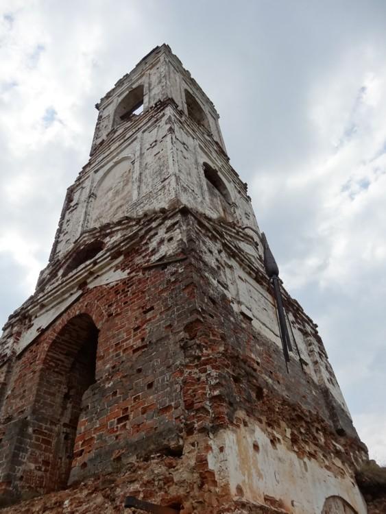 Церковь Покрова Пресвятой Богородицы, Гора