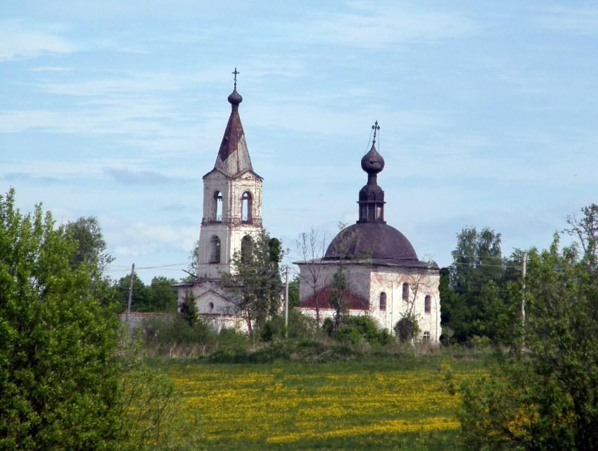 Церковь Петра и Павла, Ситское