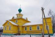 Церковь Сергия Шухтомского - Суда - Череповецкий район - Вологодская область