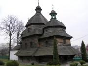 Церковь Троицы Живоначальной - Жолква - Жолковский район - Украина, Львовская область