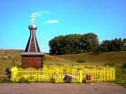 Часовня Владимирской иконы Божией Матери - Погребки - Суджанский район - Курская область