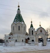 Церковь Спаса Преображения - Запрудня - Талдомский городской округ и г. Дубна - Московская область