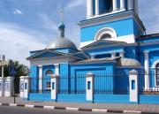 Храм-часовня Тихвинской иконы Божией Матери - Ногинск - Богородский городской округ - Московская область