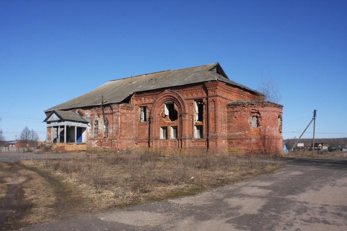 Церковь Успения Пресвятой Богородицы, Извольск