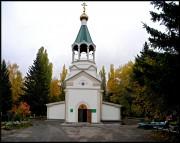 Церковь Лазаря Четверодневного на старой территории Северного кладбища - Курск - Курск, город - Курская область