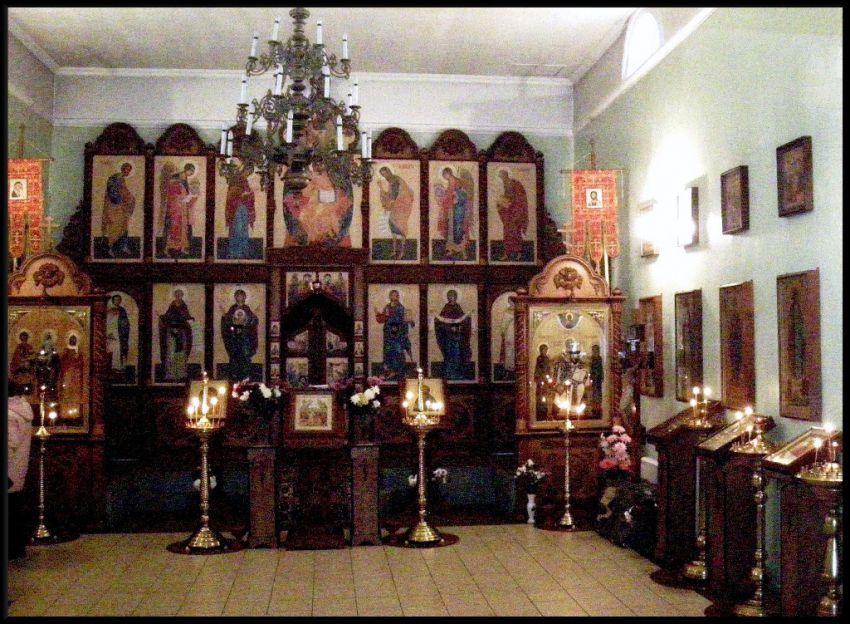 Церковь Лазаря Четверодневного на старой территории Северного кладбища, Курск