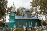 Церковь Рождества Христова - Павликово - Некрасовский район - Ярославская область