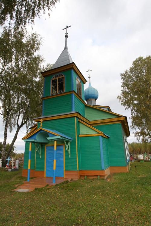 Церковь Рождества Христова, Павликово