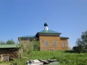 Церковь Рождества Иоанна Предтечи - Марилово - Холмогорский район - Архангельская область