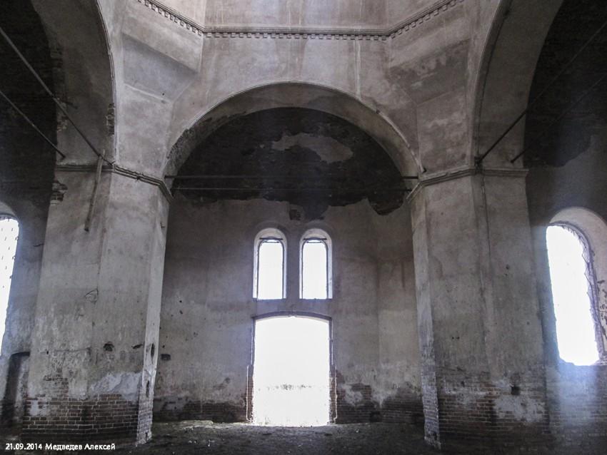 Церковь Покрова Пресвятой Богородицы, Кирды
