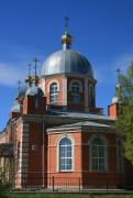 Церковь Воскресения Христова (новая) - Тужа - Тужинский район - Кировская область