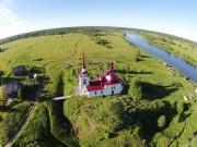 Церковь Георгия Победоносца - Бор (Давыдово) - Каргопольский район - Архангельская область