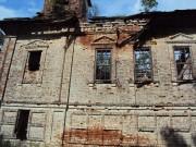 Церковь Николая Чудотворца - Поповка, урочище - Усть-Кубинский район - Вологодская область