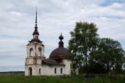 Бор (Давыдово). Георгия Победоносца, церковь