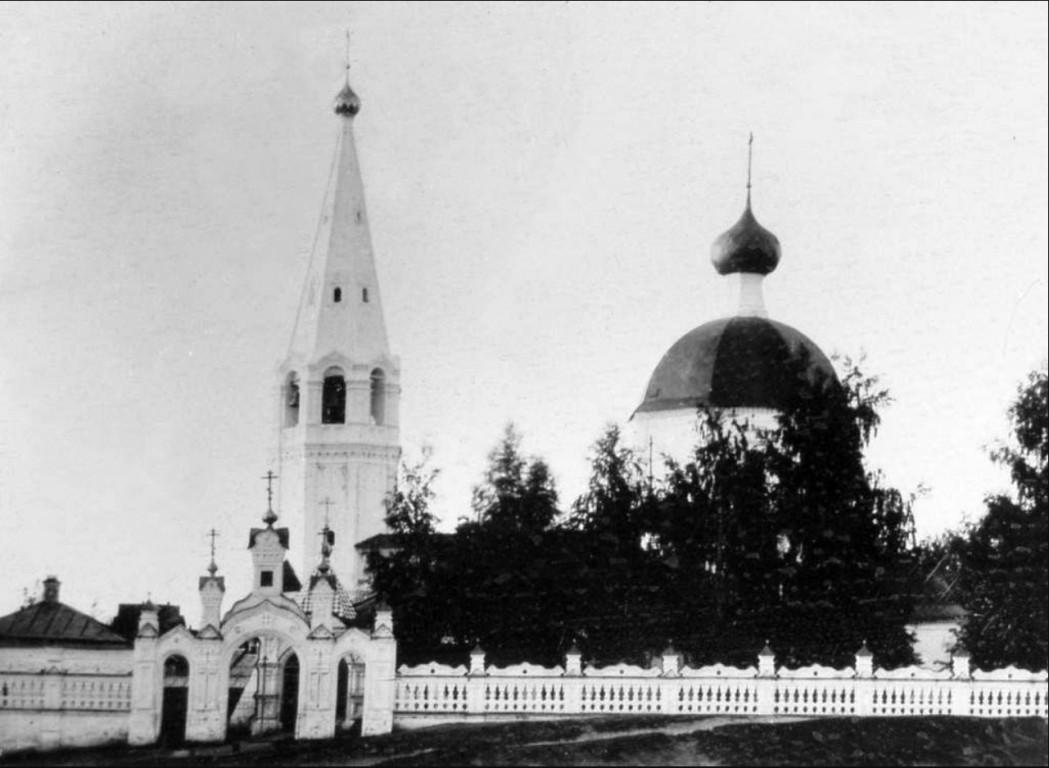 Церковь Спаса Нерукотворного Образа, Городец
