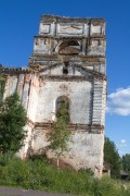 Церковь Илии Пророка - Спас-Ямщики - Междуреченский район - Вологодская область