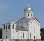 Церковь Александра Невского в Новой Белице (новая) - Гомель - Гомель, город - Беларусь, Гомельская область