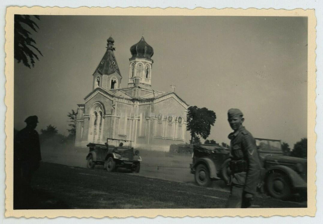 Церковь Успения Пресвятой Богородицы, Медведевка