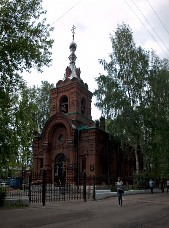 Церковь Петра и Павла, Томск
