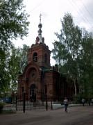 Томск. Петра и Павла, церковь