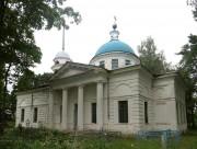Церковь Рождества Христова - Заовражье - Кувшиновский район - Тверская область