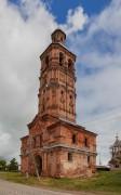 Кырчаны. Троицы Живоначальной, колокольня церкви