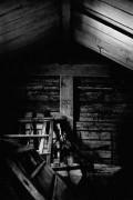 Часовня Воздвижения Креста Господня - Слобода (Сидоровская) - Каргопольский район - Архангельская область