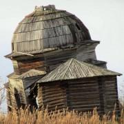 Церковь Илии Пророка - Усолье (Курсановская) - Онежский район - Архангельская область