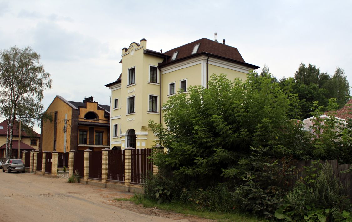 Церковь Спаса Всемилостивого в Тверицах, Ярославль