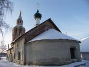Церковь Зосимы и Савватия Соловецких в Тверицах - Ярославль - Ярославль, город - Ярославская область