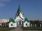 Церковь Вознесения Господня - Фаниполь - Дзержинский район - Беларусь, Минская область