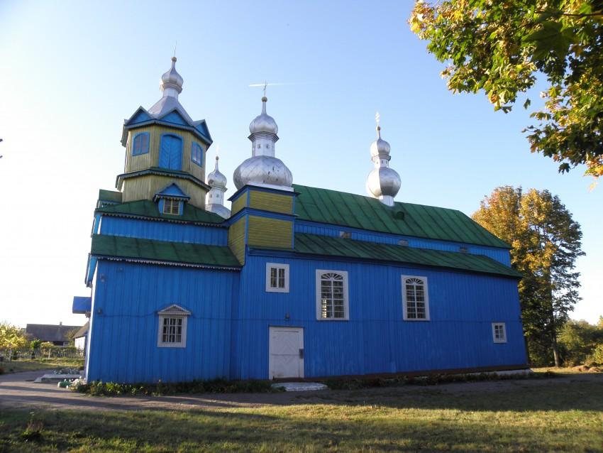Церковь Михаила Архангела, Степанки