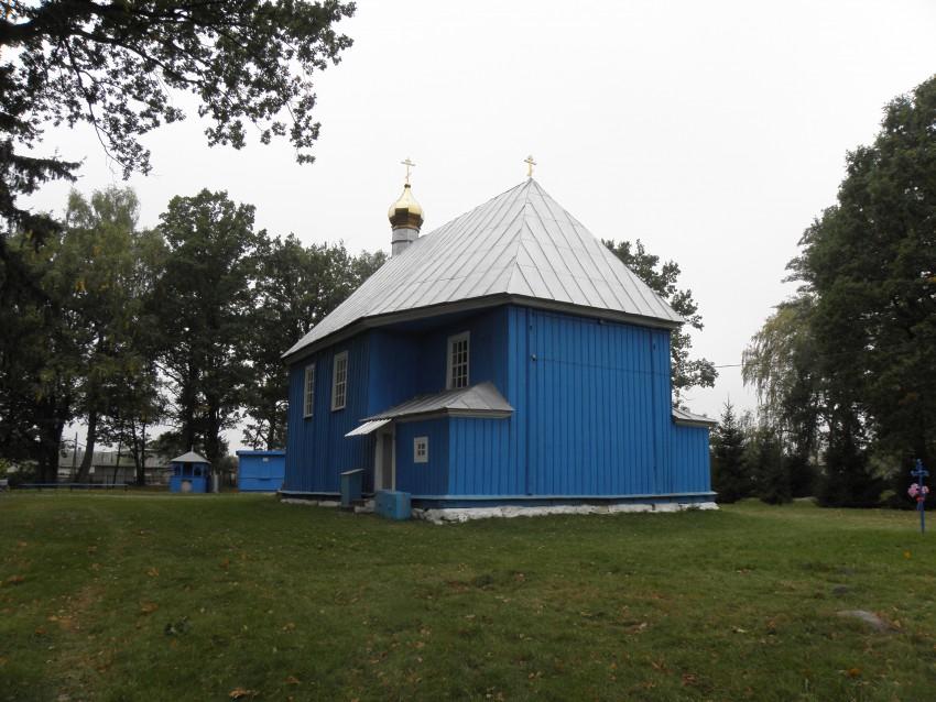 Церковь Никиты мученика, Здитово