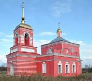 Церковь Михаила Архангела - Хомяково - Ефремов, город - Тульская область