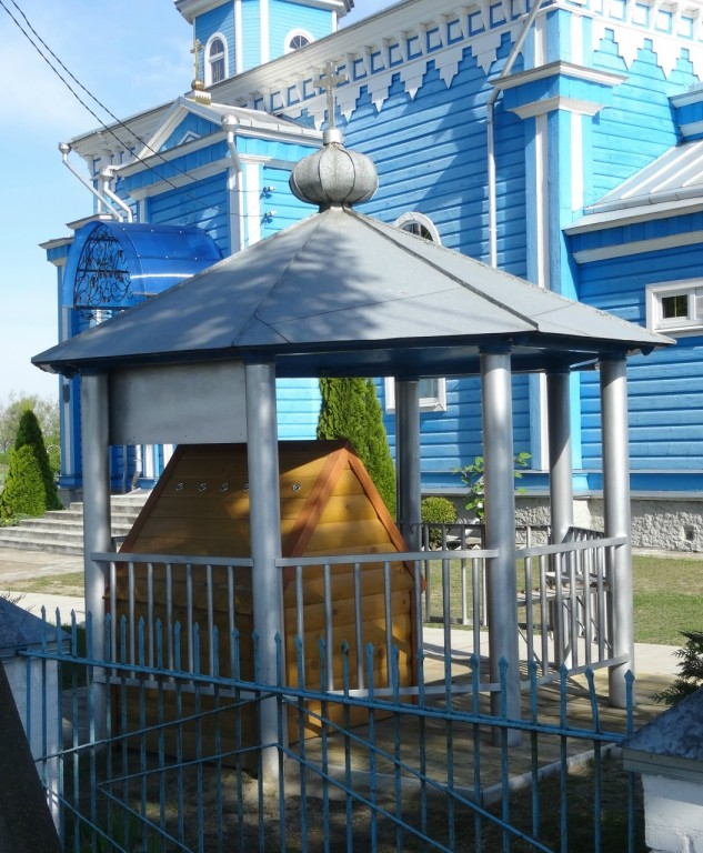 Церковь Покрова Пресвятой Богородицы, Жабинка