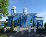 Церковь Покрова Пресвятой Богородицы - Жабинка - Жабинковский район - Беларусь, Брестская область