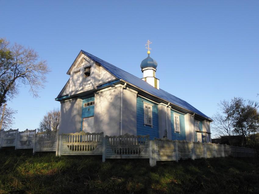 Церковь Рождества Пресвятой Богородицы, Полберег