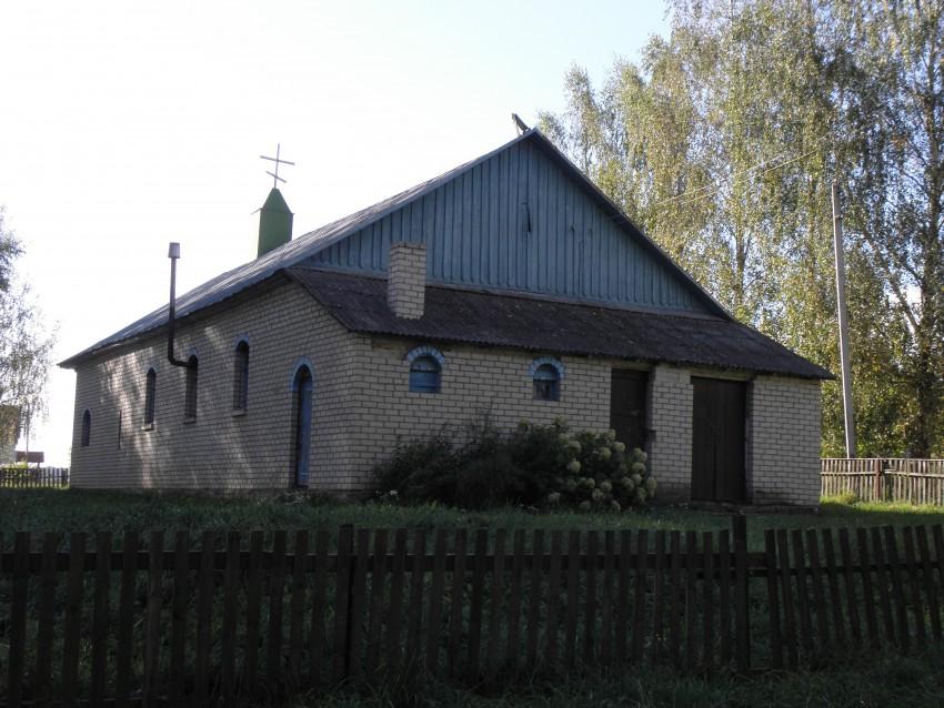 Церковь Георгия Победоносца, Скоморошки