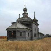 Церковь Николая Чудотворца - Сырья - Онежский район - Архангельская область