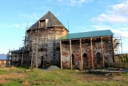 Церковь Троицы Живоначальной - Троица - Белохолуницкий район - Кировская область