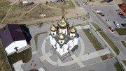 Тверь. Александра Невского у Бобачёвской рощи, церковь