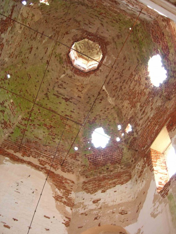Церковь Покрова Пресвятой Богородицы в Глухораменье, Селино