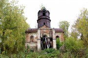 Церковь Воздвижения Креста Господня - Чигирень, урочище - Нолинский район - Кировская область