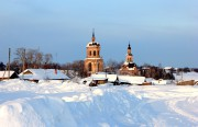 Церковь Богоявления Господня - Рябиново - Кумёнский район - Кировская область