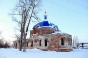 Церковь Казанской иконы Божией Матери - Быково - Кумёнский район - Кировская область