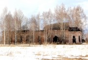 Церковь Казанской иконы Божией Матери - Борок - Советский район - Кировская область
