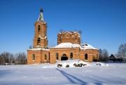 Церковь Иоанна Богослова - Ситемка - Советский район - Кировская область