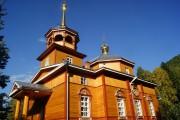 Листвянка. Николая Чудотворца, церковь