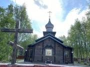 Церковь Рождества Пресвятой Богородицы - Верхнетуломский - Кольский район - Мурманская область