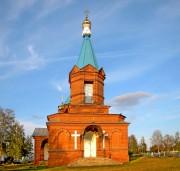 Церковь Богоявления Господня - Большое Анненково (Никитинка) - Фатежский район - Курская область